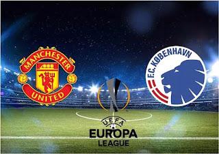 Image: Man Utd Vs FC Copenhagen in Europa League