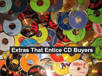 Extras That Entice CD Buyers