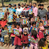 सोनो : युवा संघ द्वारा पाठ्य सामग्री वितरित, नौनिहालों के चेहरे खिले