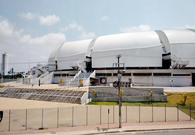 Visita Arena das Dunas Natal RN