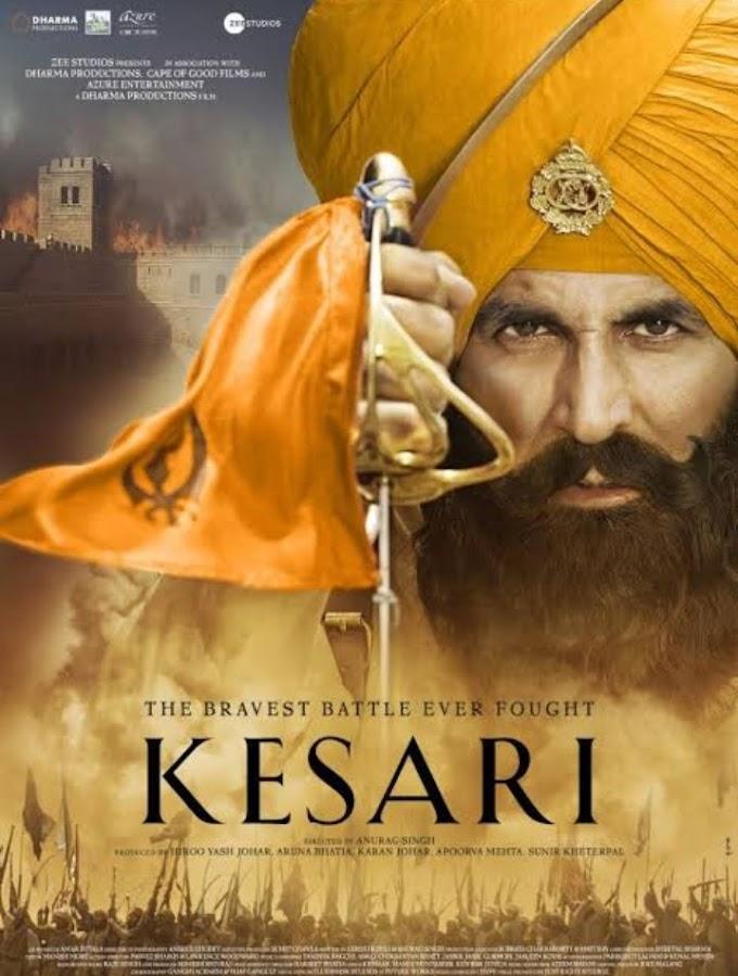Kesari Full Movie Download 480p HD Dual Audio