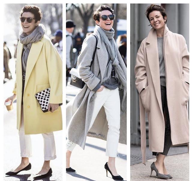 Moje modowe inspiracje kto mnie inspiruje znaleźć swój styl inspirować się Garance Dore Love Style Life moda jak