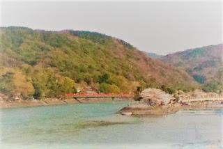 宇治川 塔の島