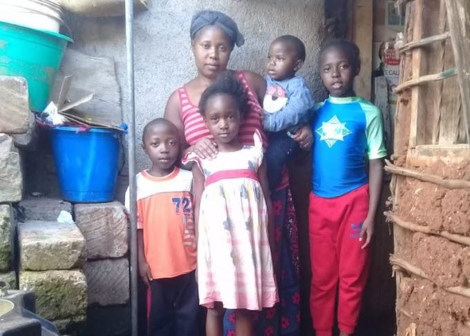 Mwanamke wa Ajabu ambaye amekataa kushindwa na virusi vya Ugongwa wa COVID 19 {CORONA}AKISE............
