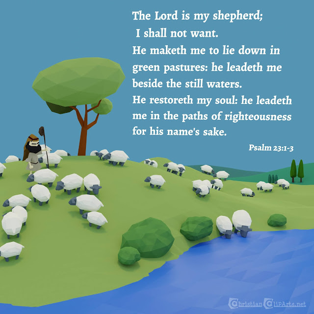 Word of God: The Lord is My Shepherd