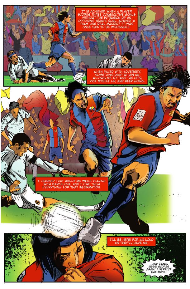 Lionel Messi - 4