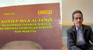 "s3ks diluar nikah adalah ""Halal"""