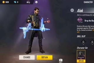 best Character in gerena free fire