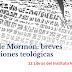Interesantes Libros Teológicos sobre El Libro de Mormón, del Instituto Maxwell de BYU