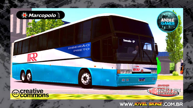 PARADISO GV 1150 - VIAÇÃO RIBEIRÃO PRETO