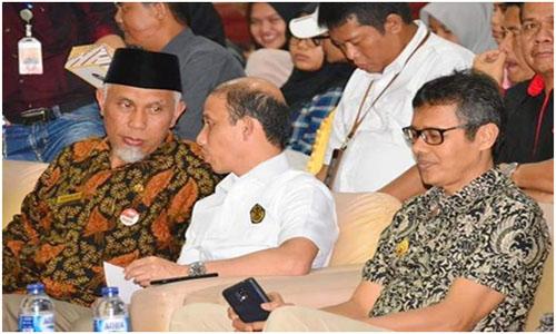 Kuliah Umum oleh Wamen ESDM, Bahas Kearifan  Lokal dalam Pengembangan Energi Nagari