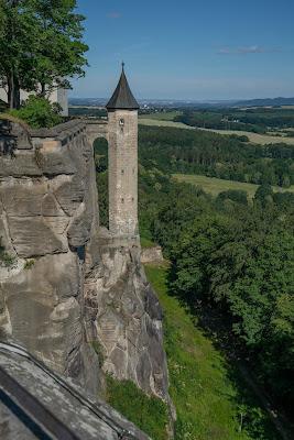 Malerweg Etappe 7 | Von Kurort Gohrisch bis Weißig | Wandern Sächsische Schweiz | Pfaffenstein – Festung Königstein 28