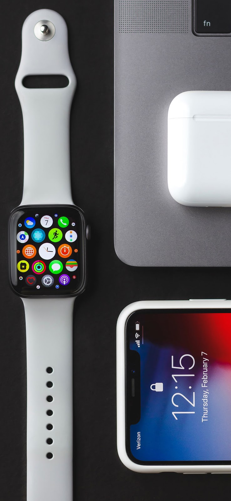cool apple tech products wallpaper