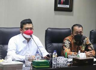 Pemko Medan Akan Melakukan Tracing dan Testing Terhadap Warga Kontak Erat Terkonfirmasi Positif Covid-19