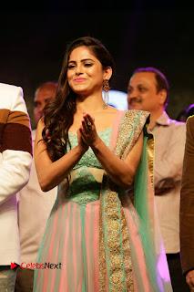 Actress Naina Ganguly Stills in Long Dress at Vangaveeti Audio Launch  0005.JPG