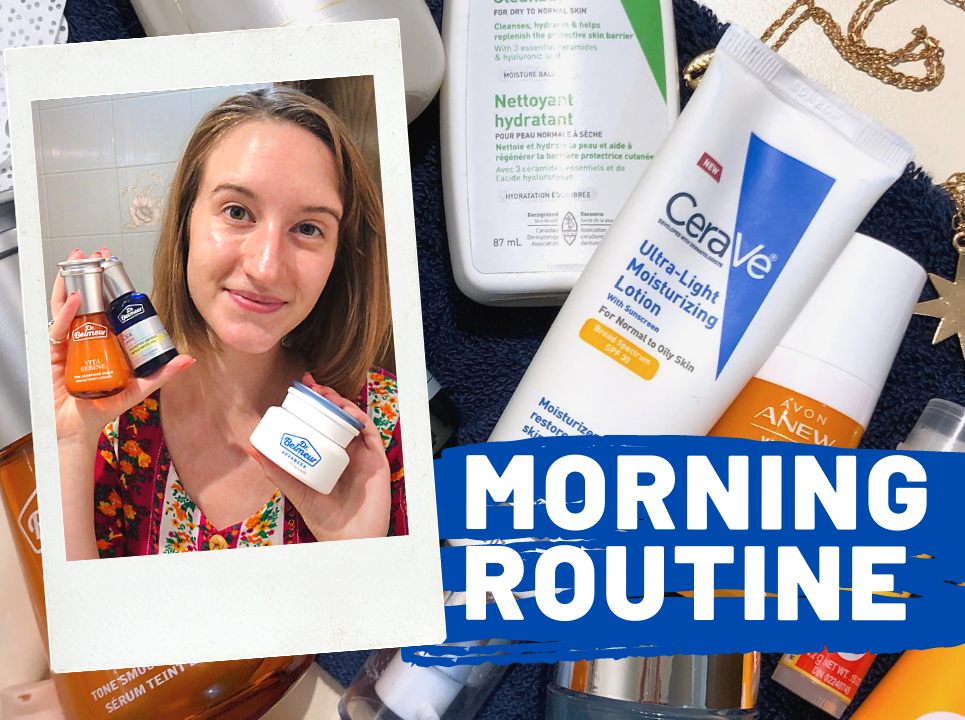 go to bed with me morning skincare reacts hyram