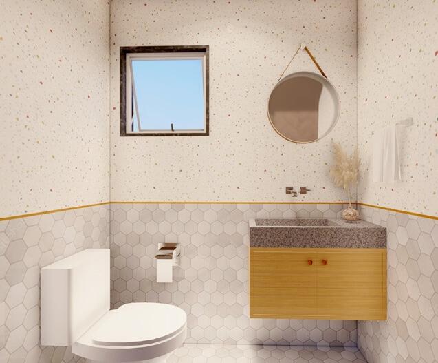 Layout de Banheiro RJ