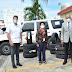 Bridgestone renueva las gomas de 50 ambulancias de la Cruz Roja