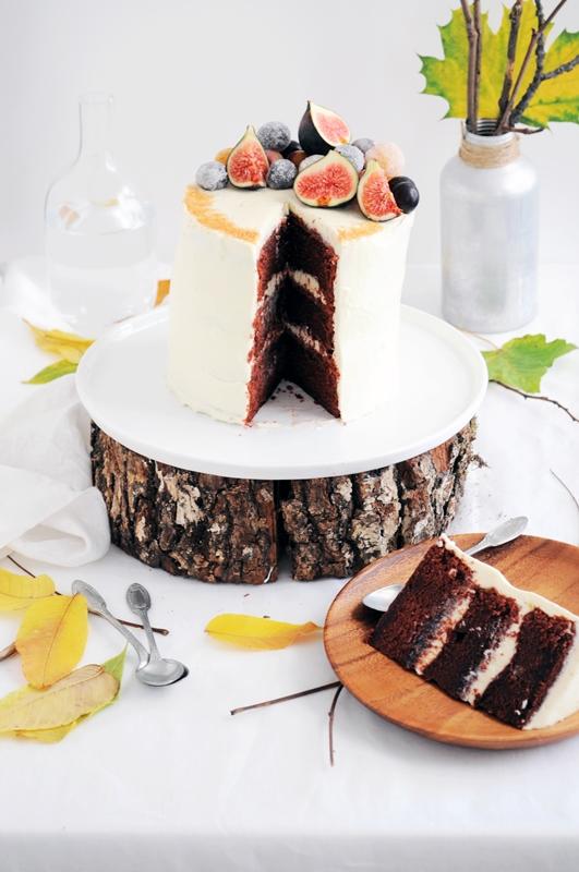 Glacage Velour Layer Cake