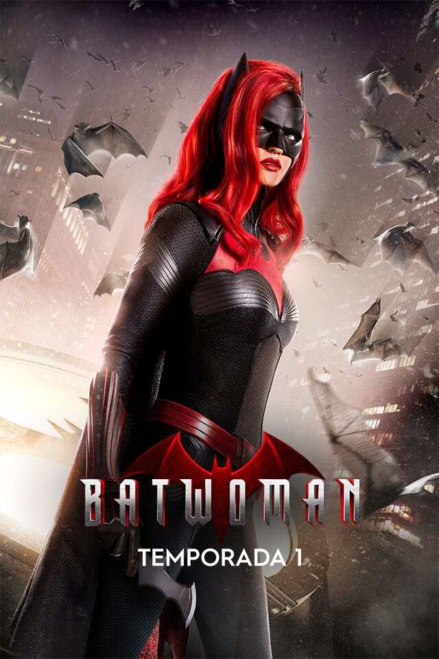 Batwoman (2019) Temporada 1 AMZN WEB-DL 1080p Latino