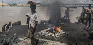 La contaminación mata 1,7 millones de niñas y niños anualmente