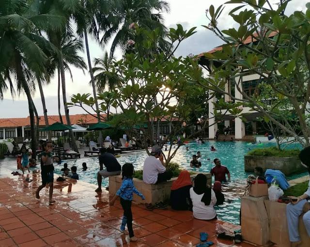 Hotel best di Port Dickson cuti dengan anak-anak