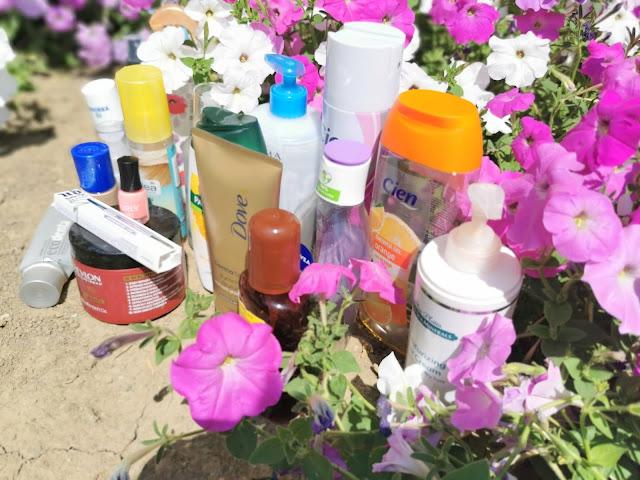 spotrebovana kozmetika recenzia