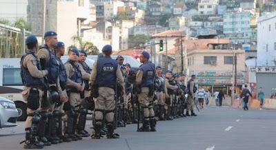Guarda Municipal do Rio de Janeiro (RJ) vai atuar com motocicletas no segundo semestre
