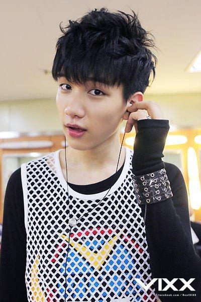 Real Name  Han Sang Hyuk            Vixx Hyuk Selca