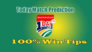 Today Match Prediction Lions vs Cape Cobras Momentum One Day Cup 12th ODI 100% Sure