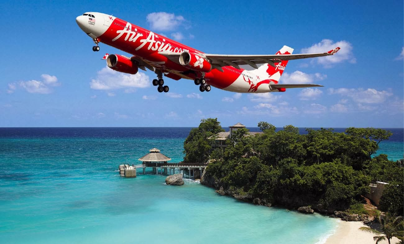 AirAsia To Launch Non-Stop Flights From Malaysia to Boracay