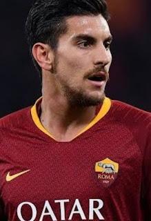 Roma's Lorenzo Pellegrini scored Italy's goal in the fixture