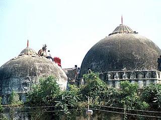 Babar Masjid case