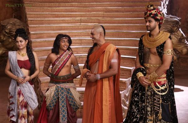 Vị Vua Huyền Thoại Ấn Độ