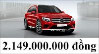 Giá xe Mercedes GLC 300 4MATIC 2017