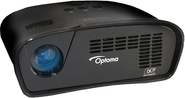 Optoma PT105 LED Projector