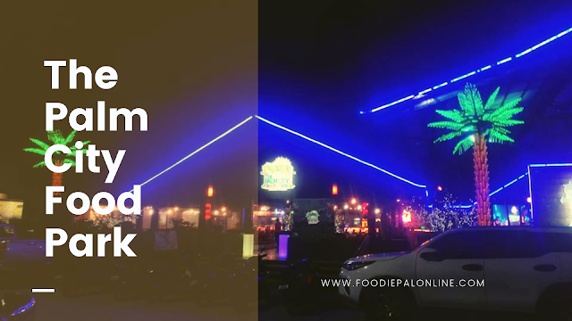 Behold THE PALM CITY FOOD PARK in Tagum: Your Favorite Meal in One Place