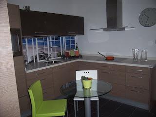 Montaje de cocinas rústicas