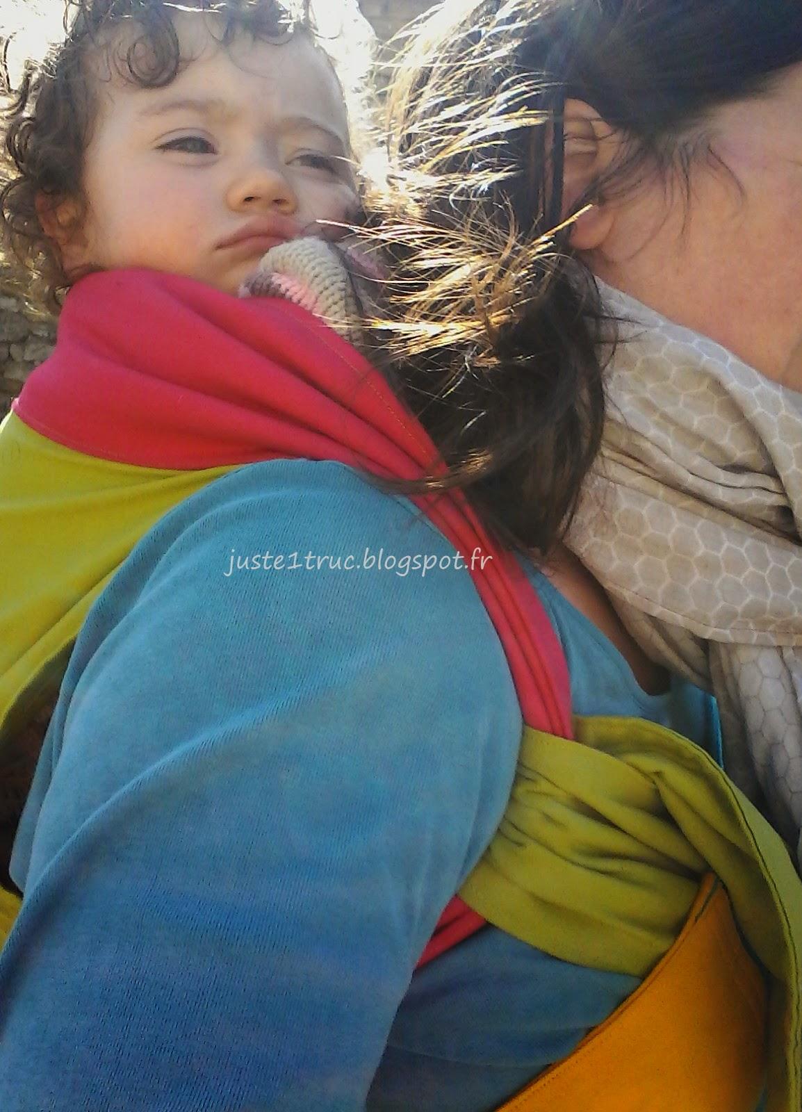 podeagi psicolor portage babywearing porte-bébé
