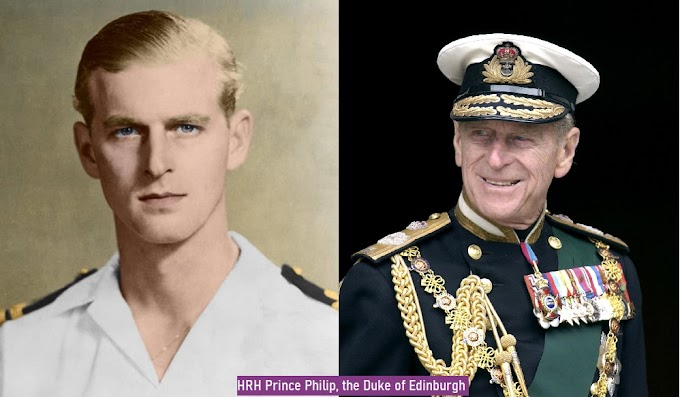 Prince Philip: The Last Generation of Europe's Glorious Royal Age