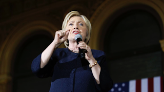 Trump's Secret Weapon In Trying To Unite Republicans? Hillary Clinton