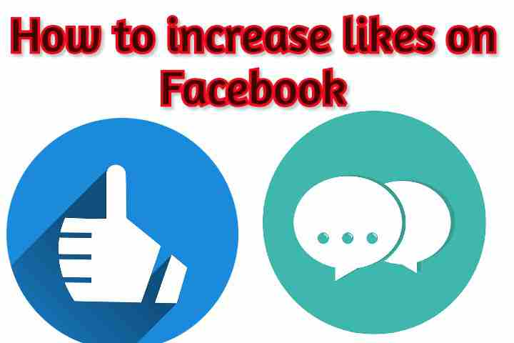 Best Simple Method How to increase likes on Facebook