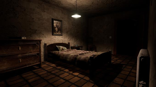 Brukel is a game based on real events, where you have to explore the house and find out its secrets