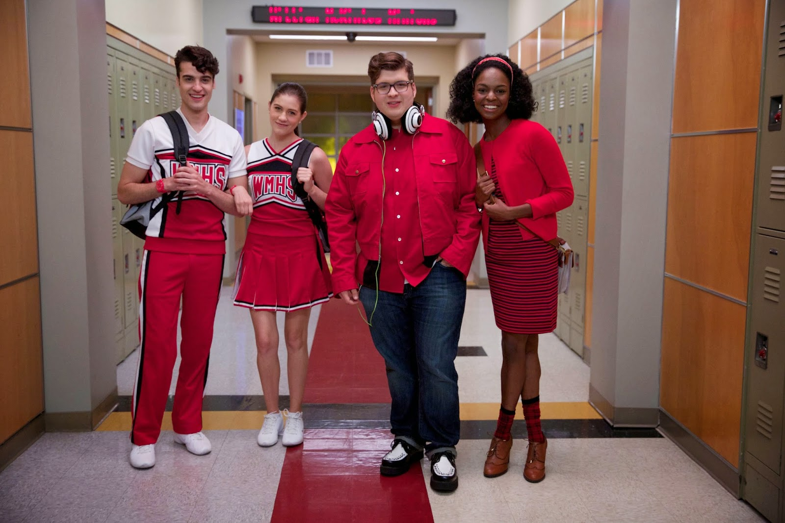 Glee S06E01-02. Loser Like Me-Homecoming