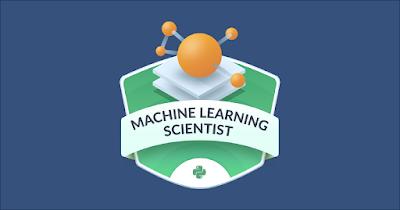تنزيل محاضرات Machine Learning Scientist with Python Career Track