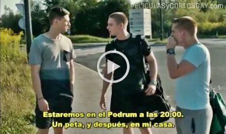 CLIC PARA VER VIDEO Consecuencias - Consequences - PELICULA GAY - Eslovenia - 2018