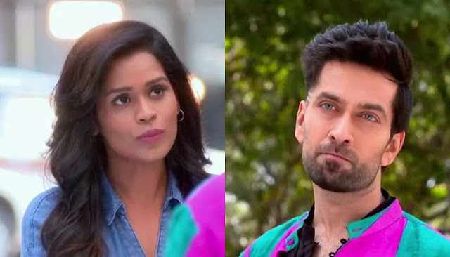 Big Twist : Shivaansh's fear of revolver Aditi digs past connection in Ishqbaaz