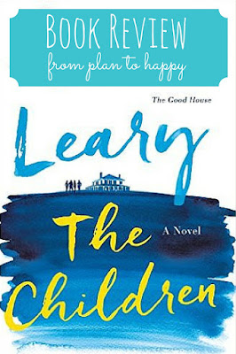 The Children by Ann Leary is a seemingly quiet family novel, set almost entirely in one location, and narrated by an almost-agoraphobe. It is a perfect Summer read, though I don't want to imply that it's fluff.