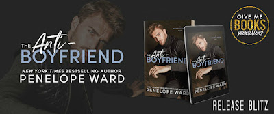 Release Blitz & Review: The Anti-Boyfriend by Penelope Ward
