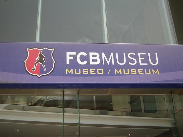 História do Museu FC Barcelona